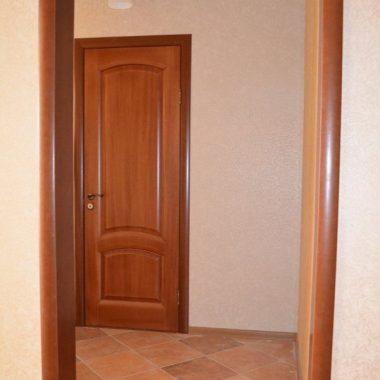 Дверь и арка